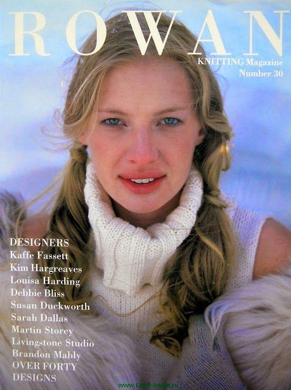 Rowan Knitting Magazine 30