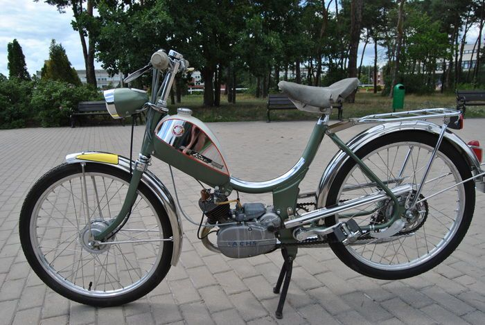 Rixe Jare 50cc - 1960