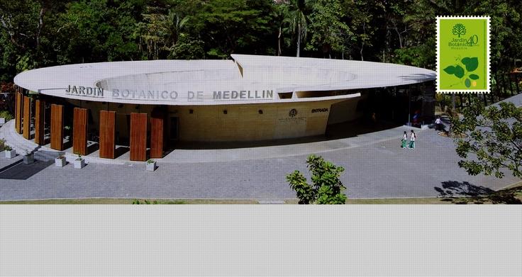 Botanic Garden of Medellin--not to be missed.