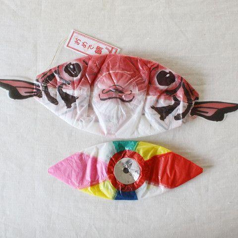 Japanese Paper Balloon {Congrats Sea Bream}