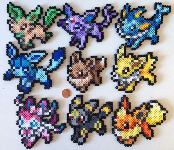 ~ ~ Diese Liste ist für ein benutzerdefiniertes Menü-Sprite Pokemon. Fügen Sie Hinweis an der Kasse, welche Pokemon (normal oder glänzend) möchten. Beispiele ~ ~  Verschmelzen Sie Perlen-Sprites Pokemon. Diese liebenswert Sprites sind Perler Sicherung Perlen aus und sind etwa vier Zoll breit. Sprites sind von der neuen Pokemon X & Y Menü Sprites verwiesen.  Diese können werden als Untersetzer verwendet, hing an der Wand mit Poster Putty oder mit Magneten für Kühlschrank stecken auf…