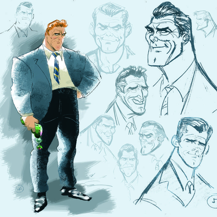 Character Design Artist Interviews : Rex kopie g actors pinterest character