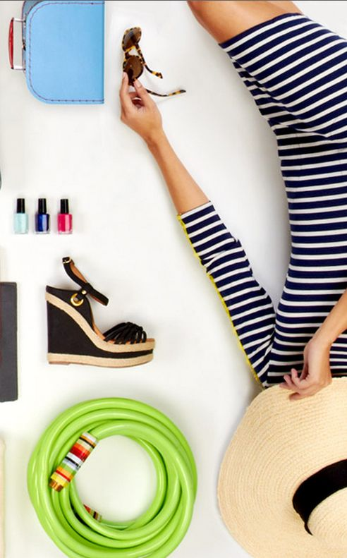 fun idea for product styling... book and other things you like