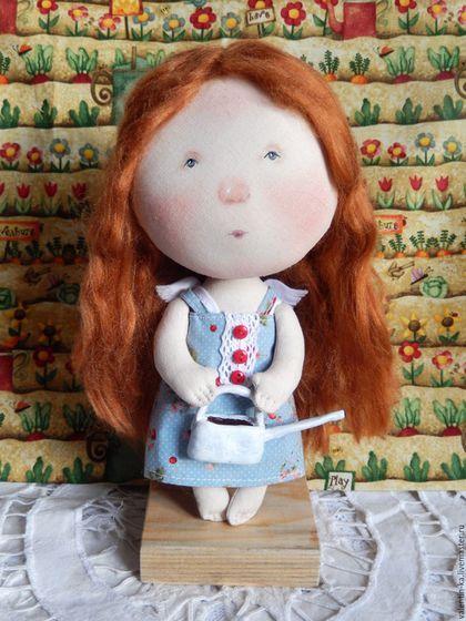 Collectible dolls handmade.  Fair Masters - handmade.  Buy every girl his garden.  As picture E.Gapchinskoy .. Handmade.