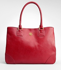 I love red purses, but never have the guts to buy them.