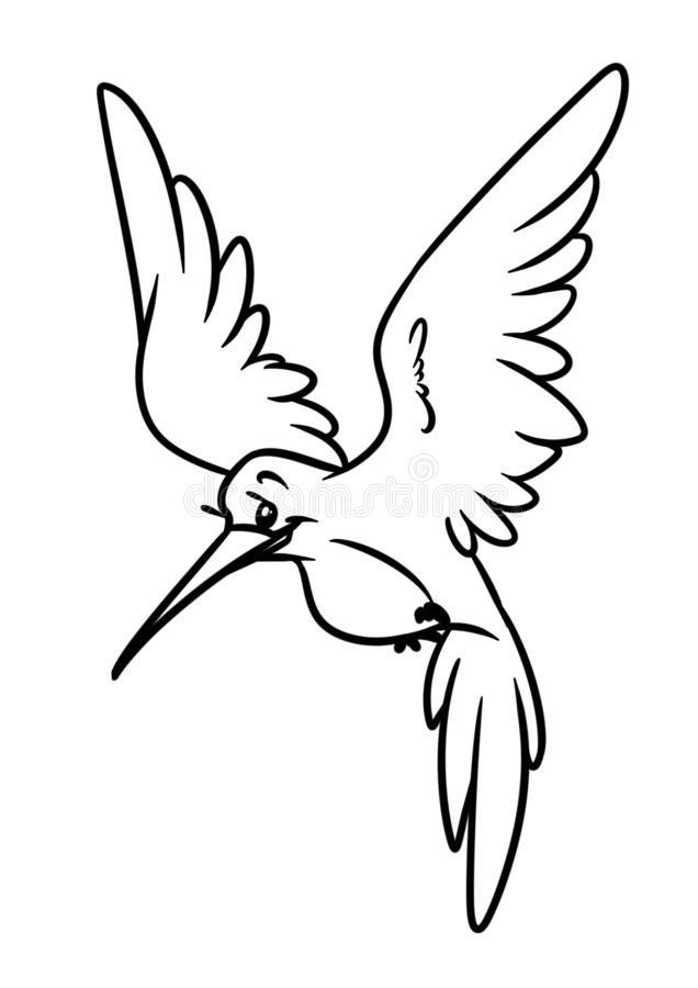 Coloring Pages Of Hummingbirds Hummingbird Coloring Stock Illustrations 369 Hummingbi In 2020 Coloring Pictures Of Animals Cartoon Coloring Pages Bird Coloring Pages
