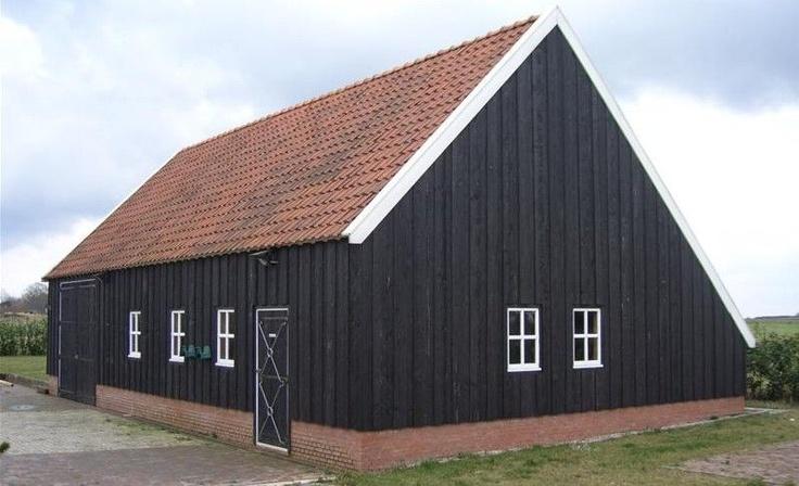 DRENTSE KAPSCHUUR 11 - Schipper Houtbouw - houten woningen, schuren, tuinhuizen, blokhutten, paardenstallen, garages, tuinhout