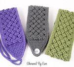 Celtic Dream Head Wrap Crochet Pattern