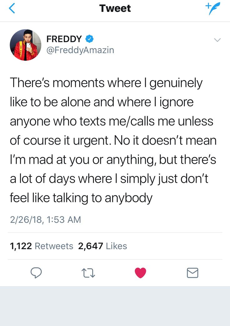 Yes to all of this....too bad I get accused of being mean or mad. No, I just need/like alone time, uninterrupted that all, no more, no less