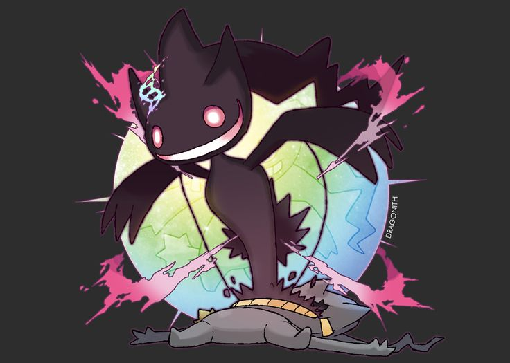 Mega Banette (FAN-MADE) by Dragonith on deviantART OMG this concept is amazing!!!!