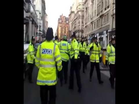 BREAKING : UK Police Running From Radical Islam