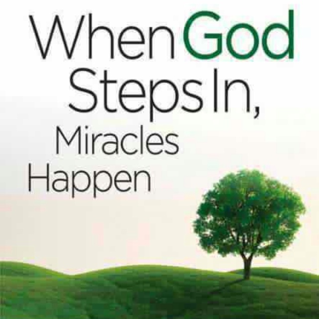 Gods Miracles Quotes: 17 Best Images About Faith And Miracles On Pinterest