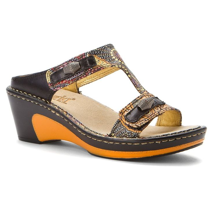 Alegria Women's Lara Sandal -- Trust me, this is great! Click the image. : Wedge sandals