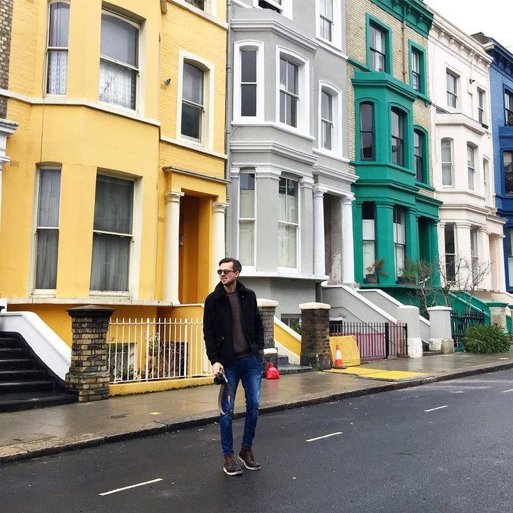 "Gefällt 105 Mal, 4 Kommentare - Jonas ✖️Content Creator (@behindthehandsome) auf Instagram: ""Notting Hill strolling"""