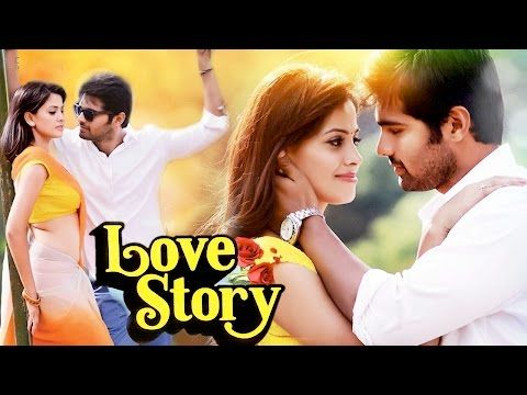 LOVE STORY (2017) South Indian Hindi Dubbed Romantic Action Movies | Aditya - YouTube