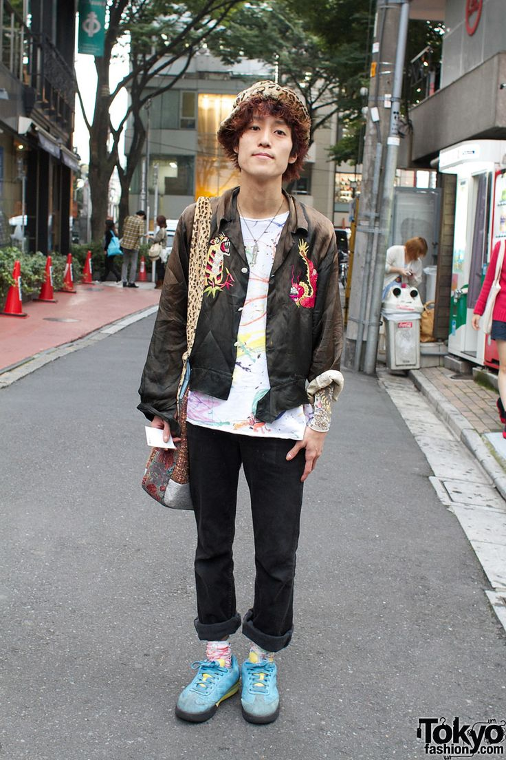 fabulous japan boy fashion style 2016