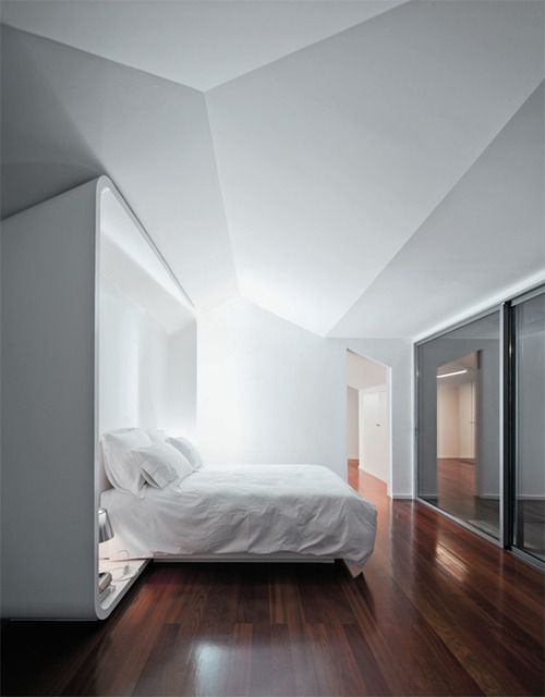portuguese house | bedroom ~ peter gadanho architect
