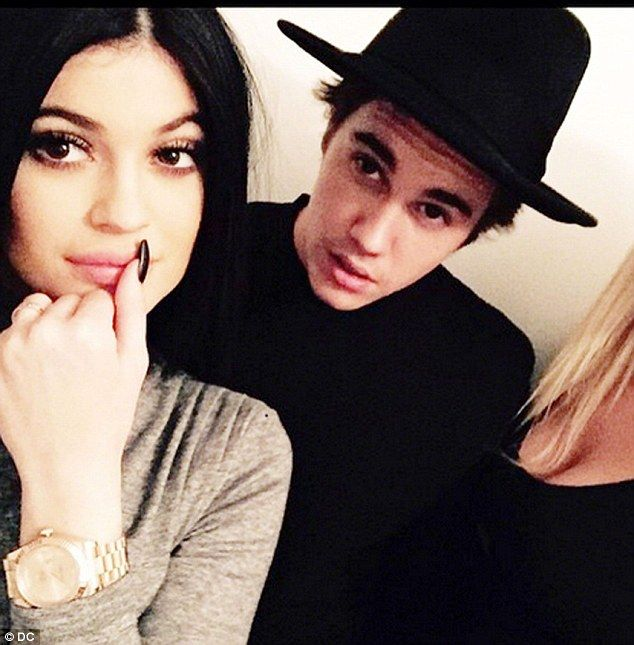 Bieber has her back! Justin Bieber, 21, shows his support for Kylie Jenner, 18, on how to deal with internet trolls and how to handle fame and success at an early age