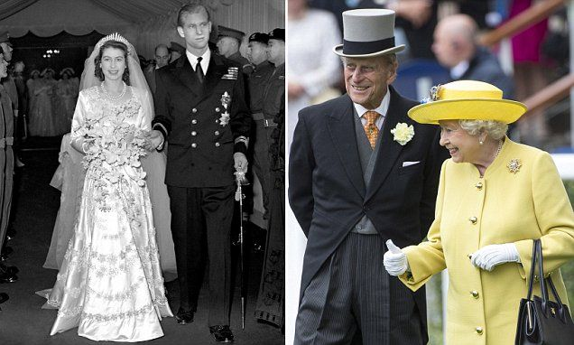 The Queen was warned by courtiers not to marry Prince Philip because of his gaffes | Daily Mail Online