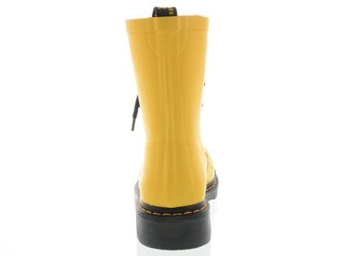 Sko - Dr Martens: Drench Rubber | Baksiden av skoen