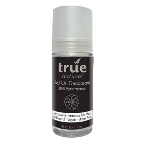 True Natural Intensive Roll On Deodorant for Men All Natural -- To view further for this item, visit the image link.