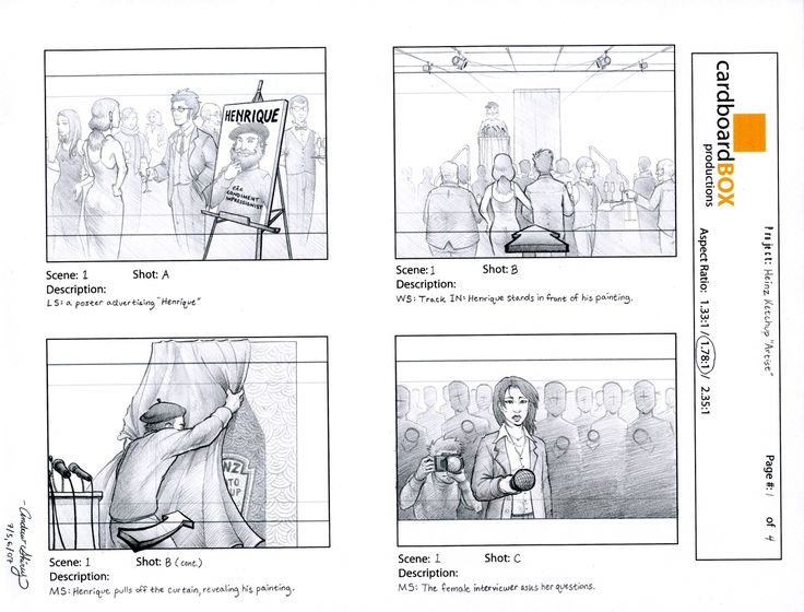 9 best storyboard images on Pinterest Storyboard, Advertising - commercial storyboards