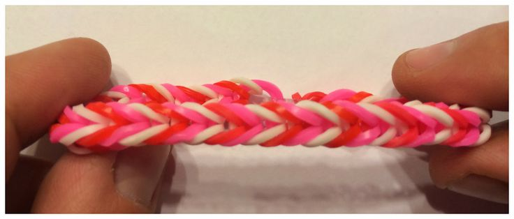 How to make a Fishtail Loom Bracelet