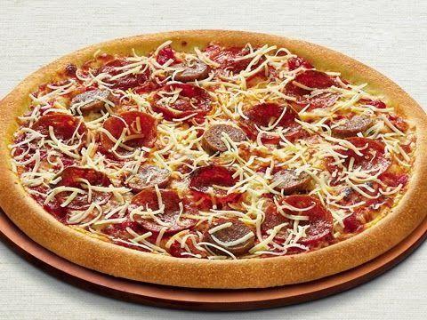 Harga Menu Pizza Hut Delivery