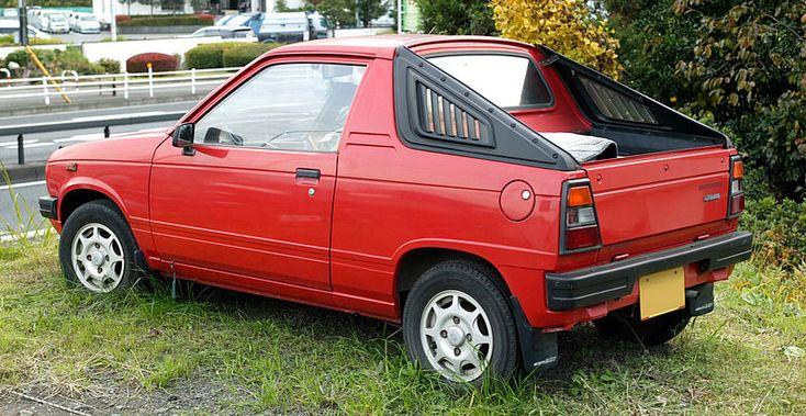 Suzuki SS40 Mighty Boy