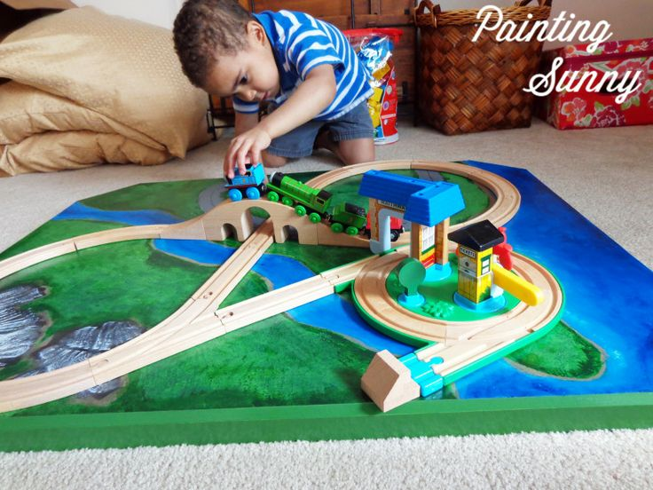 Pottery Barn Kids Train Table | ҡıԁs ɾσσмѕ | Pinterest | Train Table And  Barn