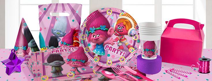 Magic Moments For Kids is de webshop voor uw Trollsfeestartikelen, zoals vlaggenlijnen, slingers,ballonnen, bordjes, bekertjes, servetten,tafelkleden, uitnodigingen, traktatiezakjes, taartdecoratie, cupcake decoratie, suikerspin, snoep, feesthoedjes etc.Kortom alles voor een geslaagd Trollskinderverjaardagsfeest.Snelle leveringScherpe prijzenVeilige betaling via Ideal of Bancontact/Mister Cash of Sofort BankingGratis verzending bij bestelling vanaf € 50,00 in Nederland
