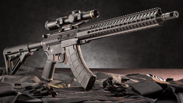 Review: CMMG Mk47 Mutant Rifle