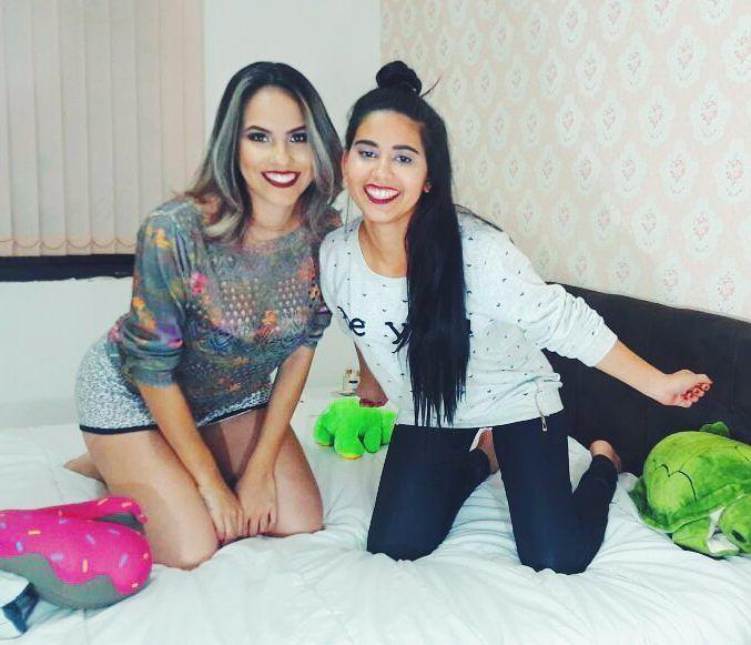 """24 curtidas, 3 comentários - Samara Moniica 💄 👑 (@samaramonica) no Instagram: """"🚨 VÍDEO NOVO NO AR E hoje temos essa presença ilustre no canal, já vou avisando pra vocês…"""""""