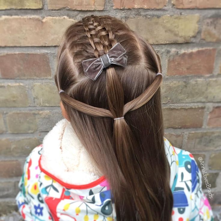 "A small ""zipper braid"" top and tied back pages for a day …, #braid #one #smaller #sides #zipper #backbonding …"