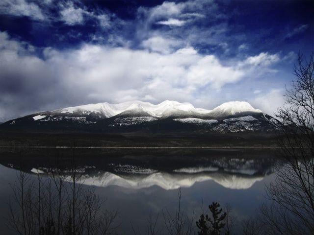 where we camped May long weekend :) Kalum Lake - Terrace, BC