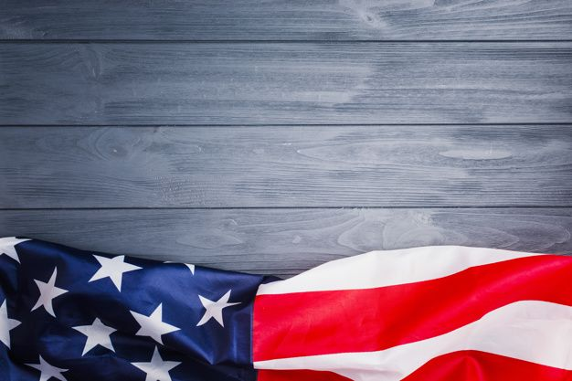 924d3036db22 American flag background with copyspace. Download thousands of free photos  on Freepik