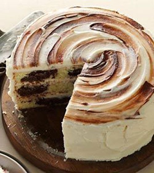 Marvelous Marble Cake | Recipe | Marbles, Marble cake and Cakes