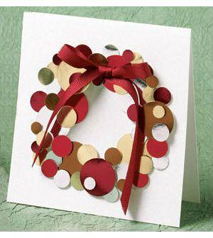 11 ideias criativas para cartões natalinos ou enfeites para pacotes de Natal