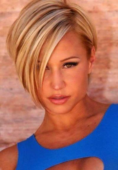 15+ Short Blonde Haircuts | Short