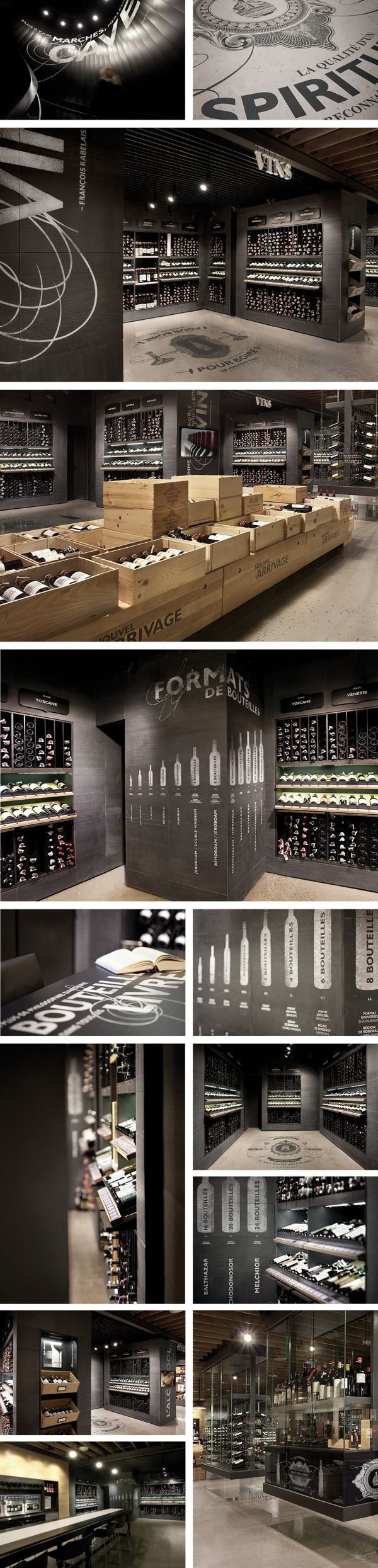 Wine SAQ Signature By Isabelle DAstous Miles And Of Packaging