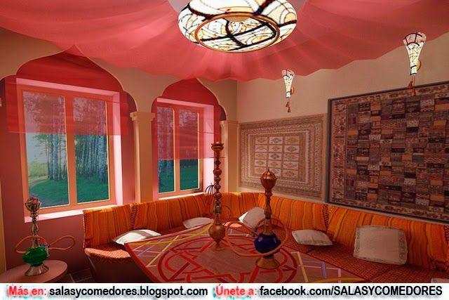 decoracion oficina estilo hindu - Buscar con Google