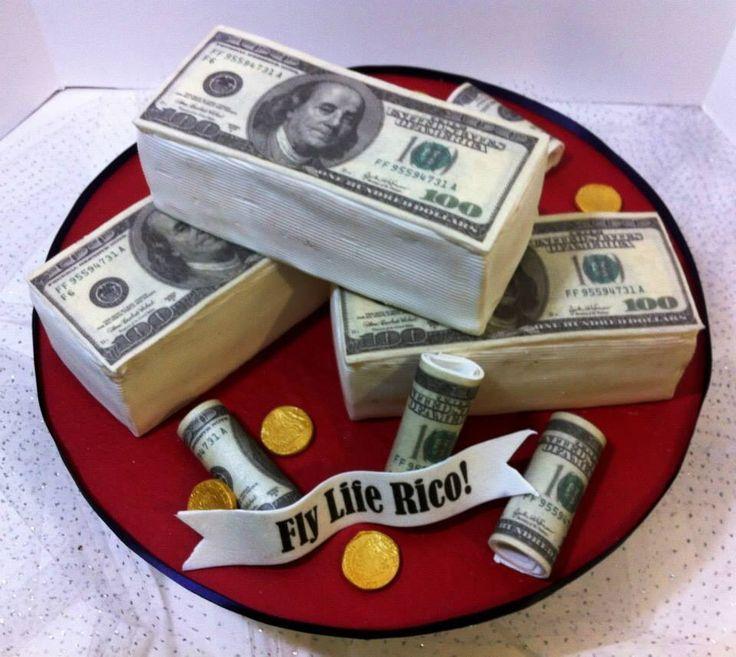 Image Result For Money Birthday Cake For Men Money Birthday Cake