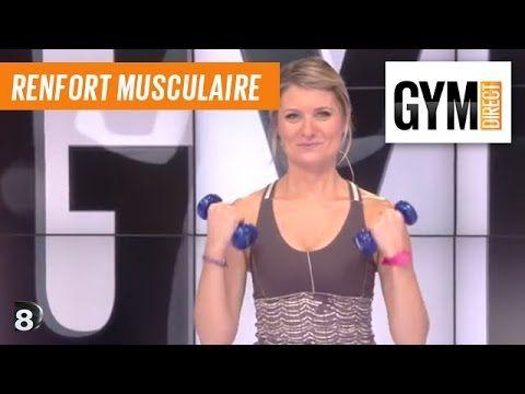 Muscler le Haut du Corps - Renforcement musculaire - 160 - YouTube