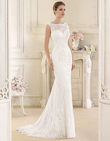 Novia D'Art Astrid Bridal Gown - book an appointment to try it on!