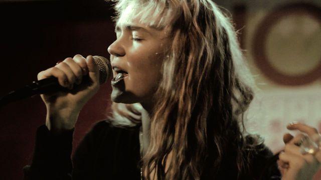 "Grimes - ""Vanessa"" by Ian Perlman. October 20th, 2011"