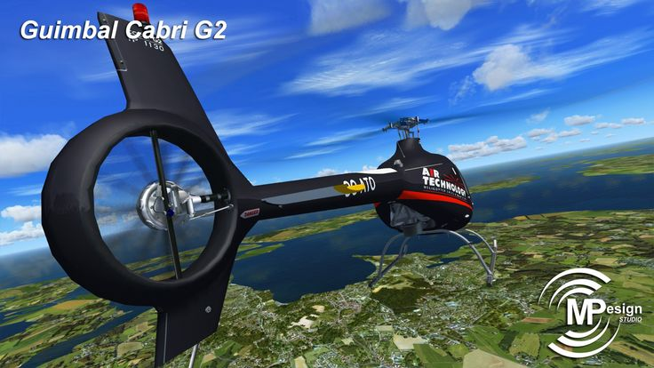 The best P3D helicopter ?