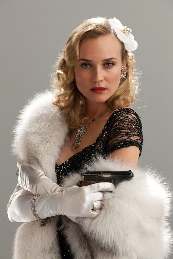 Inspiring women from the movie universe of Quentin Tarantino. These female characters will show you how women can kick ass everyday. Bridget von Hammersmark (Inglorious Basterds)