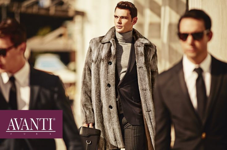 Latest news in men's style and fashion trends!!! AVANTI FURS 2015 mens collection is ready...  www.avantifurs.com