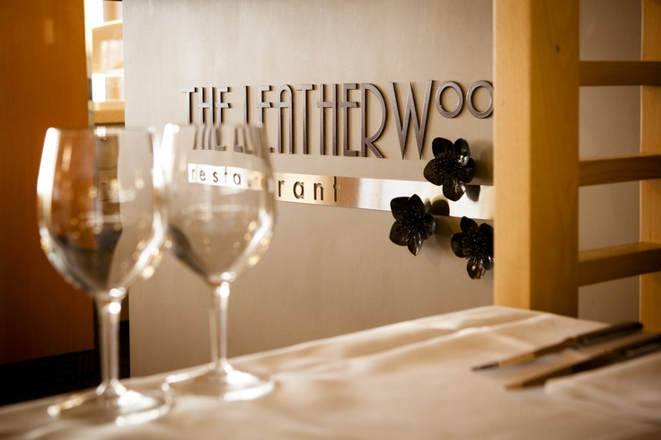 Dine in The Leatherwood Restaurant for a fantastic meal with delicious Tasmanian produce.