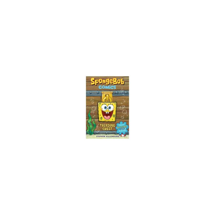 Spongebob Comics Treasure Chest (Hardcover) (Stephen Hillenburg)